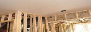 Fixing Plasterboard